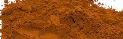помол под турку - самый тонкий, пластичный, в пыль